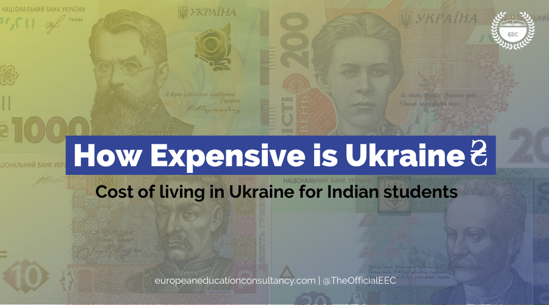 How expensive is Ukraine_ Cost of living in Ukraine for Indian students