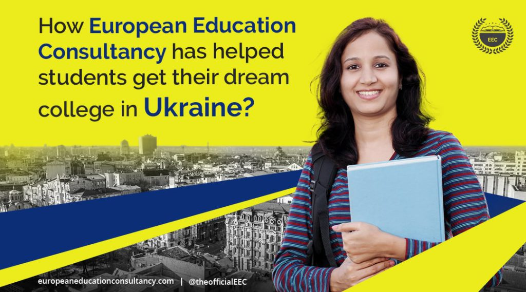 How European Education Consultancy has helped students get their dream college in Ukraine